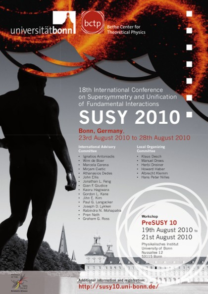 SUSY 2010 Poster